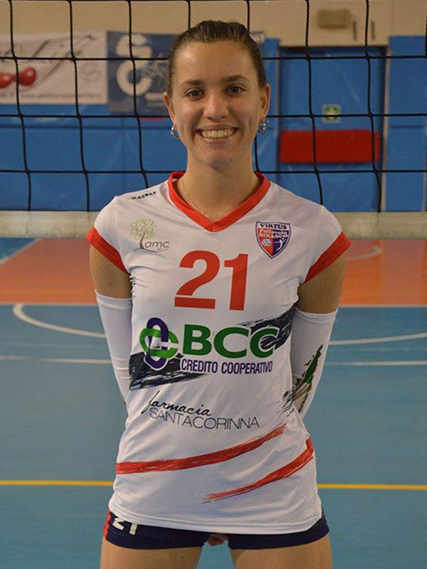 21 - Rebecca Giada Lastella