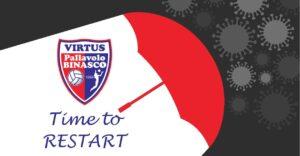 Ripresa attività agonistica squadre Under 13, Campionati Under e nuovo planning orario